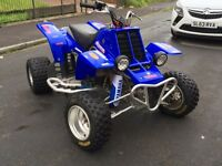 2006 Yamaha Banshee 350 Quad. Fmf Exhaust,Air filter,carbs, Plus more May swap or px