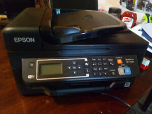 Workforce WF-2630 wireless/print/copy/scan/fax