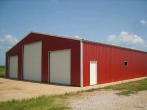 All steel buildings   HEADS UP !!!!