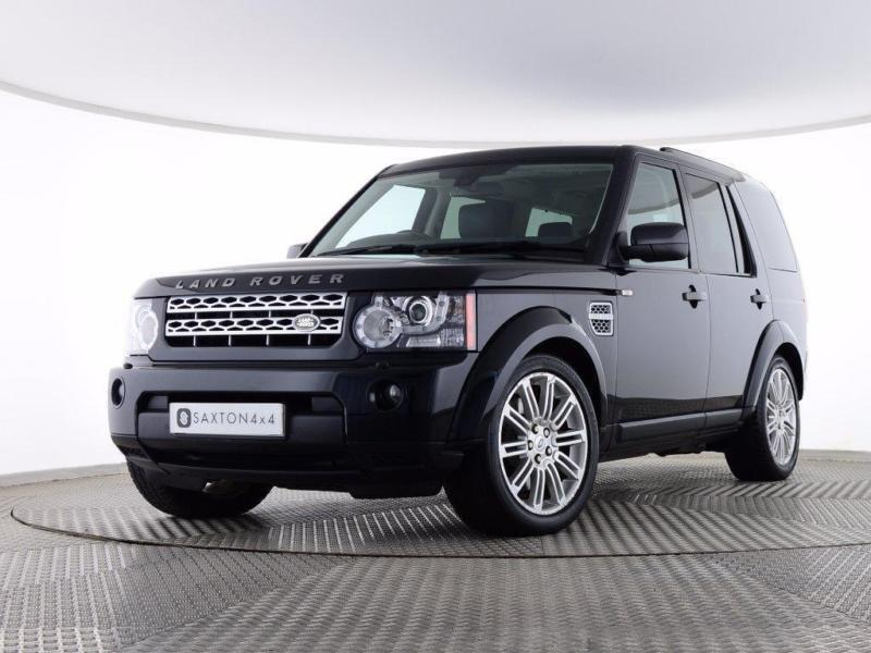 2011 Land Rover Discovery 4 3.0 SD V6 HSE 5dr