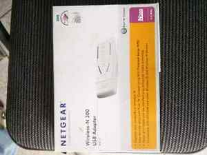 Wireless N 300 USB Adapter