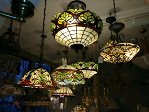 Liquidation Handmade Selected Tinted Tiffany Glass