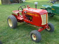 Tractor - Antique Replicas