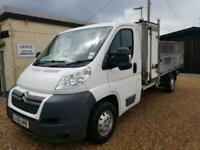 2012 Citroen Relay 2.2 HDi Chassis Cab 130ps Chassis Cab Diesel Manual
