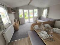 2020 8 BERTH STATIC CARAVAN FOR SALE AT THORNESS BAY/ ISLE OF WIGHT NEAR THE