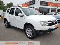 DACIA DUSTER LAUREATE DCI White Manual Diesel, 2013