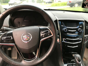 Cadilac ats 2014 2.5 RWD leather and heated seats