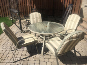 Patio Tables & Chairs