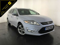 2014 FORD MONDEO TITANIUM X BUSINESS EDITION TDCI 1 OWNER FORD HISTORY FINANCE