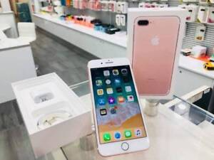 As new iphone 7 plus 32gb rose gold unlocked tax invoice warranty Surfers Paradise Gold Coast City Preview