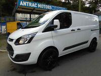 2015/65 Ford Transit Custom 2.2TDCi ( 100PS ) 290 ECO-TECH L1 H1