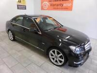 2012 Mercedes-Benz C220 2.1CDI B/E Sport ***BUY FOR ONLY £55 A WEEK***