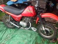 Motorbike 175 cc