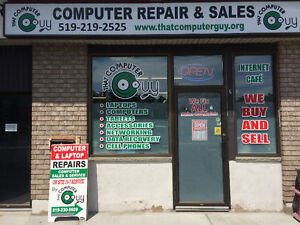 COMPUTER REPAIRS - Local - Affordable - Certified Cambridge Kitchener Area image 1