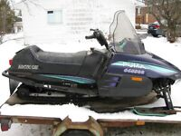 1994 Artic Cat Puma Deluxe - Great Ice Fishing or Starter Sled!