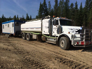 Water Truck looking for work