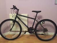 """Bike 'Townsend Saratoga' 26"""" wheels, 16"""" frame, 15 speed"""
