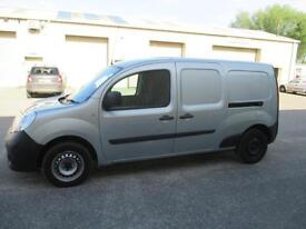 2011 Renault Kangoo Maxi 1.5dCi LL21 dCi 90 1 owner diesel sld x 2 pas cd stereo
