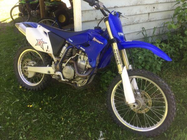 2005 Yamaha YZF