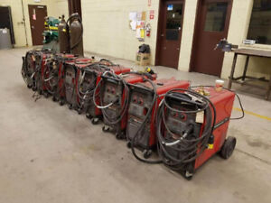 Welding Machines and Ventilation systems