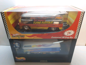 Hot Wheels 1:18 diecast VW drag bus special edition