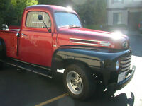 *******VERY NICE 1949 FORD F68 PICKUP*****