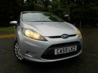 2010 Ford Fiesta 1.4 EDGE 5d 96 BHP ** AUTOMATIC....ONLY 2 PREVIOUS OWNERS ....O