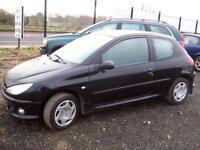 2005 Peugeot 206 1.4HDi 70 Look 3dr
