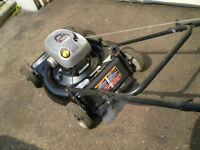 Lawn Mowers for sale tune up and repair services