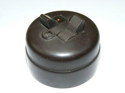 Old Bakelite Wall Light Switch Switch Ap Series Switch, Loft Designer
