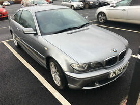 BMW 320 2.2 Ci SE 05/05