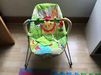 FisherPrice rocking chair