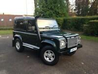 2004 Land Rover Defender 90 XS County Station Wagon Td5