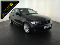 2011 BMW 123D M SPORT COUPE 204 BHP 1 OWNER BMW SERVICE HISTORY FINANCE PX