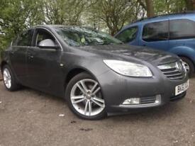 2011 Vauxhall Insignia 2.0 CDTi 16v SRi Saloon 4dr Diesel Manual 4x4 (156