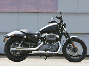 HD Nightster Xl 1200N (WANTED)