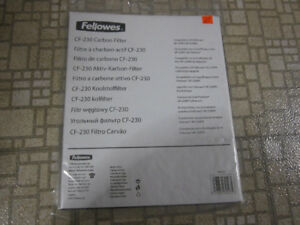 Fellowes CF-230 Carbon Filter for the AP-230PH Air Purifier