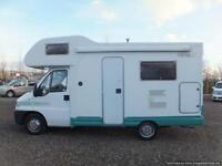 AUTOCRUISE PIONEER MOTORHOME FOR SALE