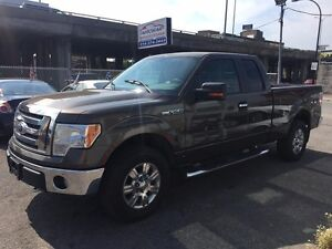 "Ford F-150 4WD SuperCab 145"" 2009"