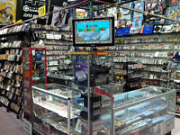 We sell all video games and consoles at low prices.