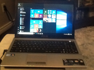 Asus X53E notebook /laptop.