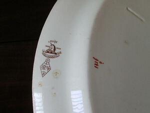 WEDGWOOD LOUISE PLATTER West Island Greater Montréal image 3