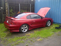 1995 Ford mustang GT 5.0L 302