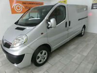 Vauxhall Vivaro 2.0CDTi ( 115ps ) ( EU IV ) 2012,MY Sportive 2900 LWB