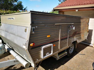 Coromal Magnum 380 Rally XC Offroad Camper Trailer
