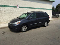 2008 Toyota Sienna XLE LIMITED ALL WHEEL DRIVE