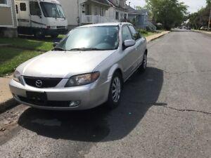 Mazda Protégé 2002