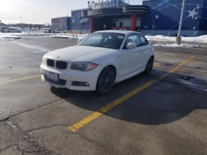 2012 BMW 128i (M Package+Premium Audio) - No accidents - Manual