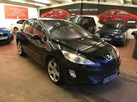 2008 Peugeot 308 2.0 HDi 136 FAP GT+PANORAMIC SUNROOF