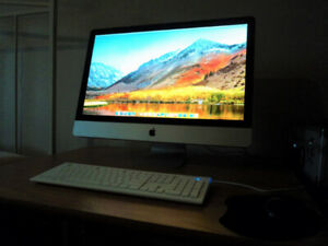 iMac 27inch, 3.4 Ghz Intel Core i7